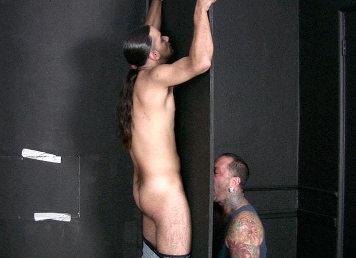 Big knob homosexual ass job and cumshot